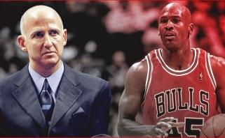 Buvęs M.Jordano agentas: dabartinėje NBA MJ pelnytų po 60 taškų