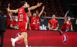 """Karjeros mačą sužaidęs serbas - Eurolygos turo MVP, buvęs """"Žalgirio"""" serbas - penketuke"""