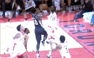 """NBA Top 10 viršūnėje - įspūdingi """"Spurs"""" veteranų bei """"Hawks"""" naujoko dėjimai"""