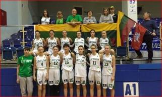 Jaunosioms krepšininkėms - vertingos pamokos užsienio aikštelėse (komentarai)
