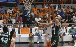 """""""Panathinaikos"""" su L.Lekavičiumi Graikijos čempionais tapo trečią kartą iš eilės"""
