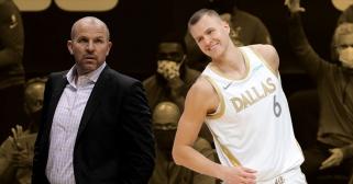 """Naujasis """"Mavericks"""" treneris Kiddas: Porzingis turės neįtikėtiną sezoną"""