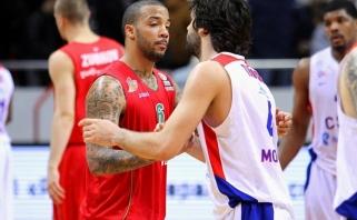Ar CSKA krepšininkai vėl liks be Eurolygos čempionų taurės?