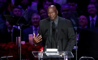 """M.Jordanas tarė """"užteks"""": kovai su rasine diskriminacija skirs net 100 mln. JAV dolerių"""