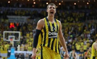 Patekti į Eurolygos dešimtmečio rinktinę pretenduoja praėjusio sezono MVP
