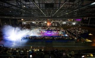 """LKL finalams – rezervas pagerinti visų laikų """"Cido"""" arenos rekordą"""