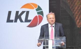 LKL prezidentas V.Milašius vienbalsiai išrinktas naujai kadencijai