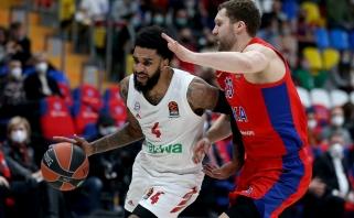 Tragiškai dvitaškius pataikęs CSKA namie dramatiškai nusileido bavarams