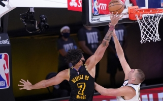 "Triskart NBA čempionas nebereikalingas ""Cavaliers"""