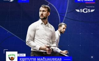 """""""Šilutės"""" treneris: NKL šiemet yra sustiprėjusi"""