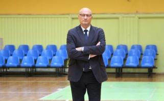 LSU duris atveria R.Butauto vadovaujamas Krepšinio studijų ir mokslo centras