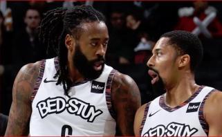 """Koronavirusu užsikrėtė dvi """"Nets"""" žvaigždės, D.Jordanas jau atsisakė dalyvauti sezono pratęsime"""