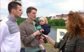 Žalgiriečiai naujoje pramogų erdvėje, T.Dimšos atstovas spaudai ir tėvystės džiaugsmai