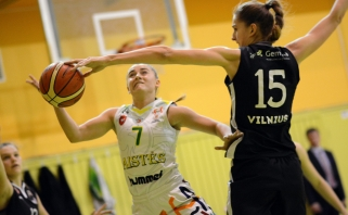 "LMKL čempionate pergales iškovojo ""Kibirkštis"" ir ""Fortūna"