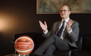 FIBA vadovas pareiškė, kad klubai turėtų teikti prioritetą ne Eurolygai, o nacionalinėms pirmenybėms
