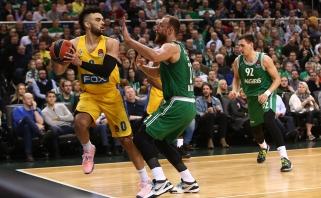 """CSKA nori baigti komplektavimą pasikviesdami gynėją, taikiklyje - """"Maccabi"""" snaiperis"""