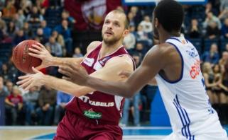 """""""Lietkabelio"""" gynėjas G.Leonavičius - naudingiausias Europos taurės turo žaidėjas"""