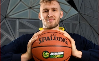 Galutinėje australų sudėtyje - žalgirietis, pusė žaidėjų - iš NBA; Simmonso problemos su kazino