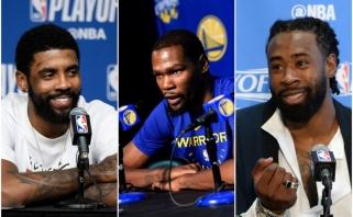 """NBA turi naują superklubą: Durantas, Irvingas ir Jordanas kartu atvyksta į """"Nets"""""""