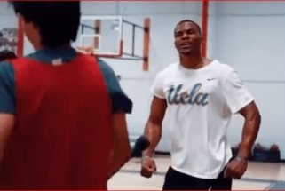 """Baylessas pasišaipė iš Westbrooko dėjimo """"per tris moksleivius"""": kaip jam ne gėda?"""