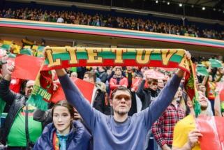 Lietuva-Čekija rungtynių transliacija sumušė šių metų krepšinio žiūrimumo rekordą