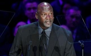 M.Jordanas: afroamerikiečius žemino daugybę metų, bet įvyko lūžio momentas
