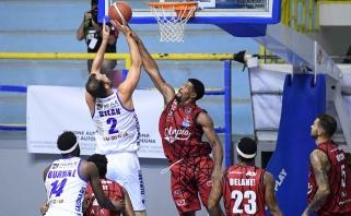 Turnyre Sardinijoje E.Bendžiaus ekipa nusileido Z.LeDay klubui