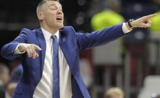 """Š.Jasikevičius - pretendentas perimti """"Raptors"""" vairą"""