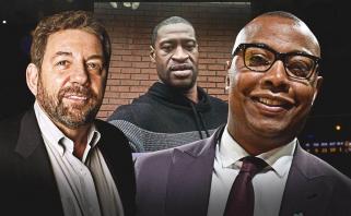 """C.Butleris pasipiktino """"Knicks"""" savininku dėl jo atsainaus požiūrio į rasinę nelygybę"""