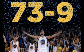 """""""Warriors"""" strategas S.Kerras: 73 pergalės neteikia to džiaugmo, kokį galėtų"""