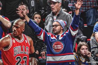 """""""Pistons"""" aistruoliai niršta, kad ant aprangos bus """"Jordan Brand"""" logotipas"""