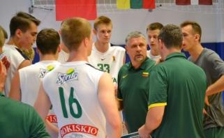 Lietuvių U18 rinktinės Baltijos taurės turnyrą pradėjo pergalėmis