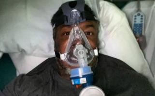 Koronavirusą nugalėjusi buvusi NBA žvaigždė: grįžau iš mirtininkų kameros