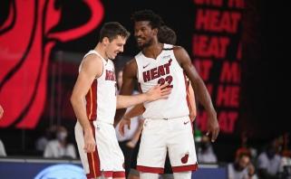 """""""Pelicans"""" paliko šlapią vietą iš """"Nets"""", """"Heat"""" pabaigoje susidorojo su """"Kings"""""""