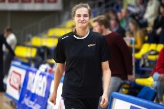 Naudingiausia LMKL mažojo finalo serijos žaidėja - D.Šarauskaitė