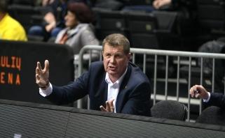A.Sireika Lietuvos rinktinės varžovų nelaiko rimtais priešininkais