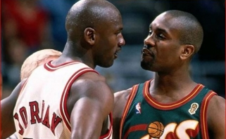 """G.Paytonas: """"Prieš debiutinį sezoną pabandžiau apsunkinti gyvenimą MJ. Jis tai įsiminė"""""""