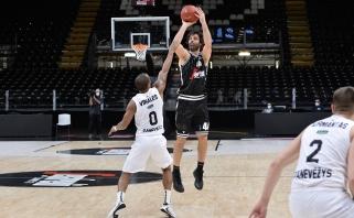 Serbijos krepšinio žvaigždė M.Teodosičius - Europos taurės reguliariojo sezono MVP