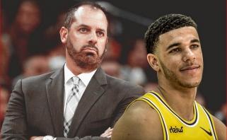 """Naujasis """"Lakers"""" strategas F.Vogelis: L.Ballas - vienas uniklaiausių mano treniruotų žaidėjų"""
