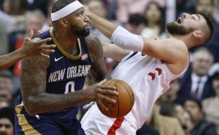 30 metų NBA žvaigždė žais už veterano minimumą