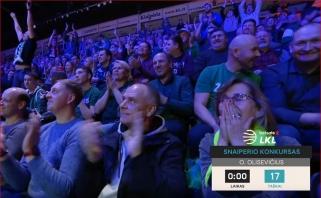 Karaliaus Mindaugo taurės finalas 360 laipsnių kampu