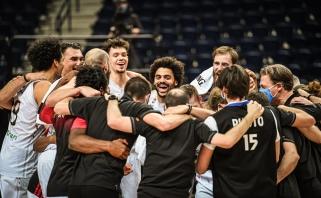 Lietuvos grupėje belgai sutriuškino danus ir pateko į Europos čempionatą