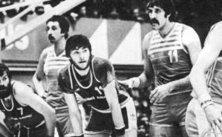 """""""Žalgirio"""" ir CSKA kovų istorija - V.Garasto ir Š.Jasikevičiaus lūpomis"""