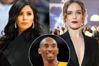 """Bryanto našlė atsikirto į aktorės-feministės komentarą apie """"prievartautoją Kobe"""""""