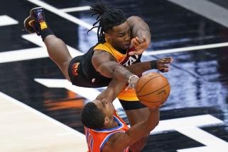 """""""Unics"""" gretose – dar vienas NBA patirties turintis naujokas, jau penktas"""