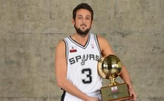 """Belinelli po 13 sezonų NBA lygoje grįžta į gimtąjį """"Virtus"""""""
