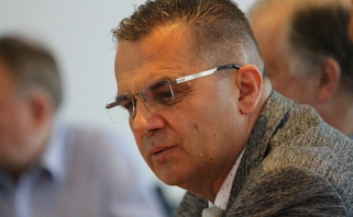 """""""FIBA Europe"""" teisėjų vadovas: teisėjų lygis negali būti kitoks nei pačio Lietuvos krepšinio"""