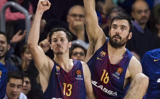 """Tylą nutraukęs """"Barcelonos"""" kapitonas įvertino Heurtelio situaciją"""