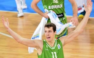 Slovėnijos rinktinės treneris sutrumpino kandidatų sąrašą iki 18-os