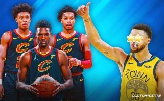 """Curry mano, kad """"Cavaliers"""" įžaidėjas taps NBA žvaigžde"""